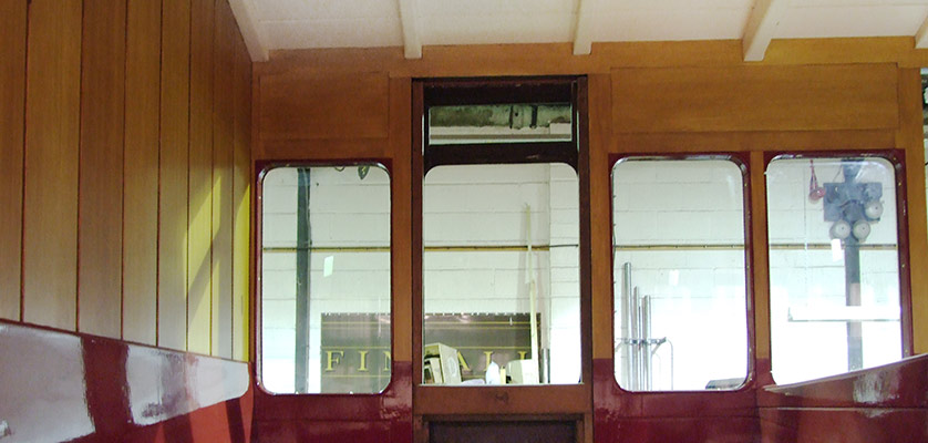 Interior of Stroudley 949 in the Works - Richard Salmon - 18 March 2020