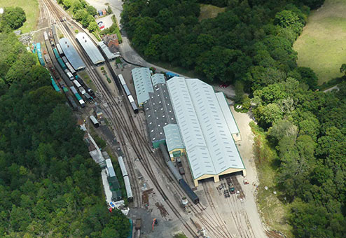 Horsted Keynes from the air - Keith Duke - 21 July 2020