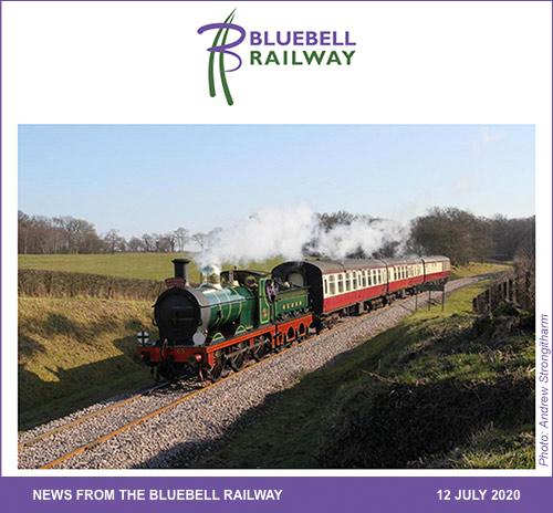 Bluebell Newsletter - 12 July 2020