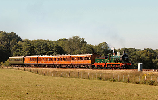 Members' Special approaches Horsted Keynes - Chris Ward - 7 August 2020