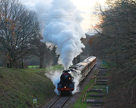 S15 with a Santa Special - Jack Lamb - 13 December 2020