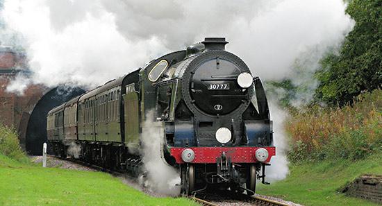 30777 Sir Lamiel at West Hoathly - Nigel Sealey - 16 October 2010