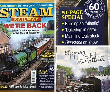 Steam Railway Magazine - July 2020