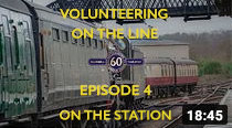Volunteering 4: On the Station