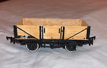 Prototype model of 12058