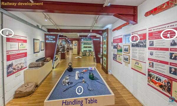 Bluebell Railway Virtual Tours