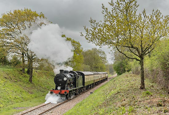 Q-class on a training run - David Cable - 16 May 2021