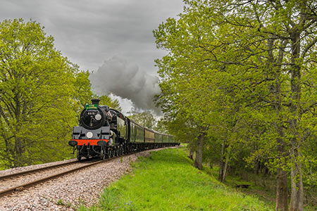 80151 near Sloop Bridge - David Cable - 20 May 2021