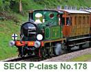 SECR P-class No.178