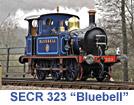 SECR P-class 323 'Bluebell'