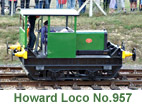 Howard Petrol Loco