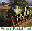 LSWR Radial Tank