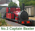 No.3 Captain Baxter