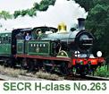SECR H-class No.263