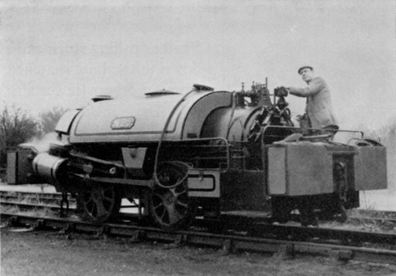 North Thames Gas Board Locomotive No.25