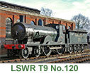 LSWR T9