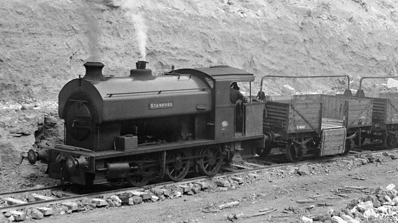 Bluebell Railway Locomotives Stamford