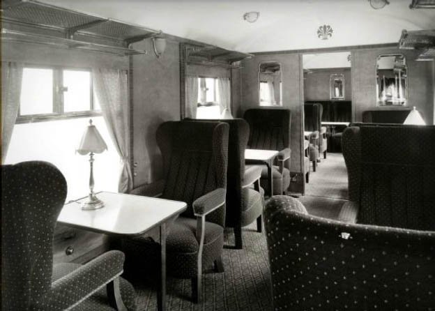 Bluebell railway carriages pullman carina - Pullman kitchen design ...