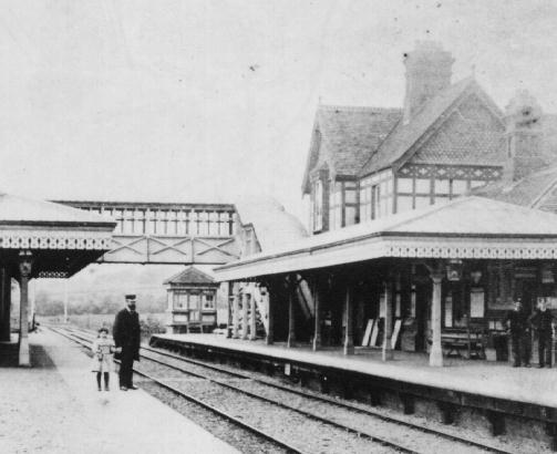 SP Station as Built