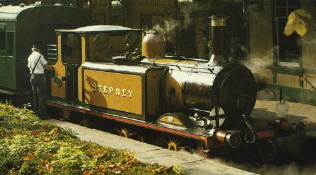 Stepney at Horsted