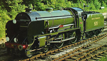 Stowe at Horsted Keynes - Mike Esau
