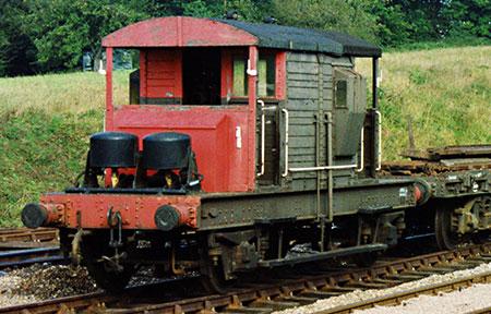 SR design Goods Brake Van M360328 - Richard Salmon - October 1997
