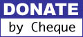 Form to Donate by Cheque and Gift Aid declaration
